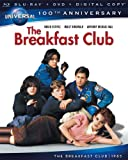 The Breakfast Club [Blu-ray + DVD + Digital Copy] (Universals 100th Anniversary)