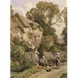 The Chair Mender, by Myles Birket Foster (Print On Demand)