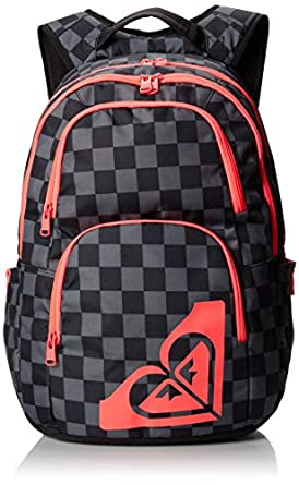 Roxy Juniors Huntress Backpack, Smoke Signals, One Size