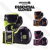 Sanabul Essential GEL Boxing Kickboxing Training Gloves