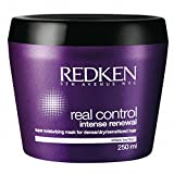 Redken Real Control Intense Renewal Super Moisturizing Mask (For Dense/ Dry/ Sensitized Hair) - 250ml/8.5oz