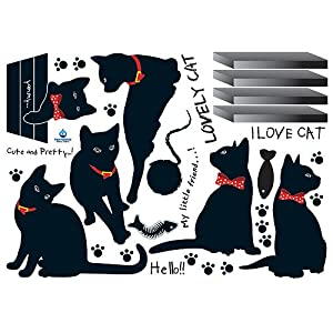 Kitty Committee Repositional Wall Decal
