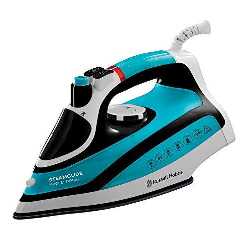 russell-hobbs-21370-steamglide-professional-iron-2600-w-blue-and-black