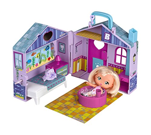 Barriguitas - Playset casita (Famosa 700012701)