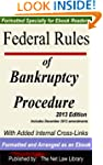 Federal Rules of Bankruptcy Procedure...