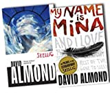 David Almond David Almond 2 Books Collection Pack Set (Skellig, My Name is Mina)