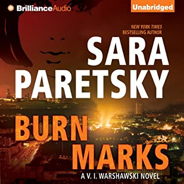 Burn Marks - Book 6 - V.I. Warshawski - Sara Paretski