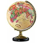 Sierra 12 Raised Relief Desk Globe