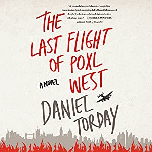 The Last Flight of Poxl West Audiobook