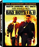Bad Boys I & II (20th Anniversary Collection) [Blu-ray]