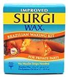 Surgi WAX Brazilian Waxing Kit for Pr...