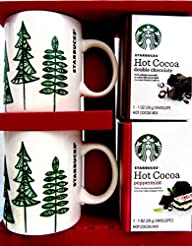 Starbucks Holiday Hot Cocoa and Mugs…