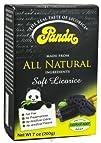 Panda – Licorice Soft Chews Black – 7…