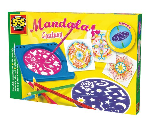 SES Creative Mandala Fantasy Set