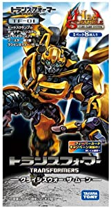 Heat Scramble Card Game System TFD-01 Transformer Booster Vol. 1 (24packs)