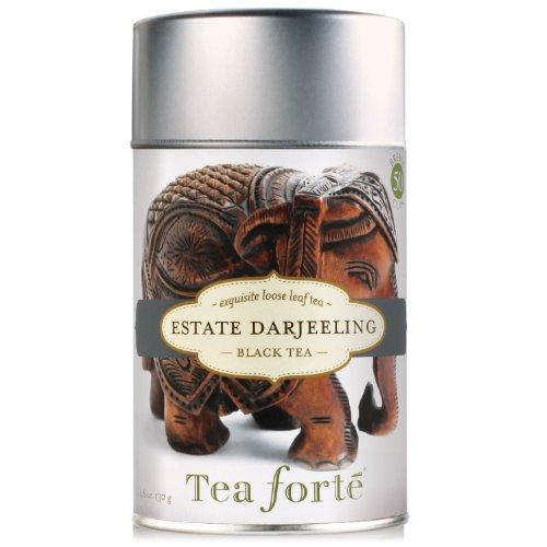Tea Forte Loose Leaf Tea Canister-Estate Darjeeling