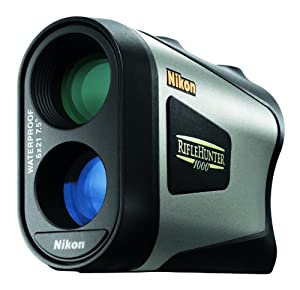 Nikon 8377 Riflehunter 1000 Rangefinder by Nikon
