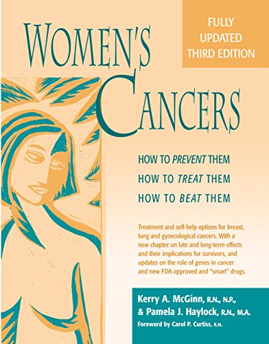 Women'S Cancers: How To Prevent Them, How To Treat Them, How To Beat Them (Hunter House Cancer & Health Series) front-374392