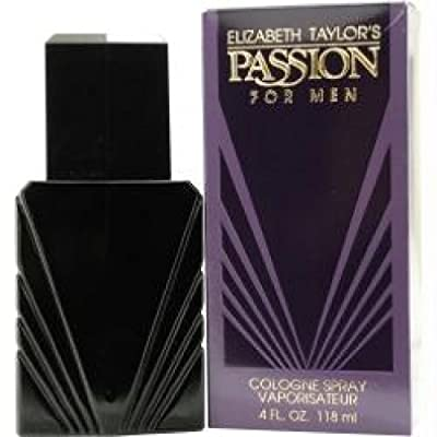 Passion Cologne for Men by Elizabeth Taylor
