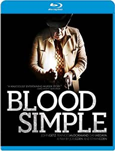 Blood Simple [Blu-ray]
