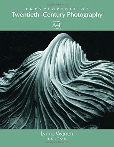 Encyclopedia of Twentieth-Century Photography (3 Volumes)