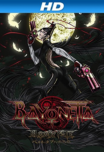 Bayonetta : Bloody Fate (Original Japanese Version English Sub) [Hd]