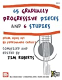 65 Gradually Progressive Pieces: and 6 Studies from OP. 241 (0786682116) by Roberts, Jim