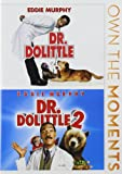 Dr Dolittle / Dr Dolittle 2 [DVD] [Region 1] [US Import] [NTSC]