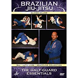 Brazilian Jiu-Jitsu - Half-Guard Essentials