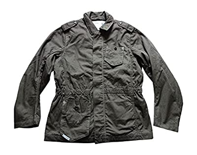G-Star raw denim organic army jacket 82065.2299.974 coat