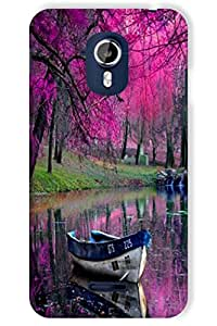 IndiaRangDe Hard Back Cover FOR Micromax Canvas Magnus A117