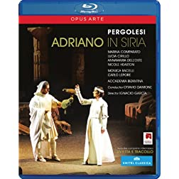 Adriano in Siria [Blu-ray]
