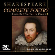 Complete Poetry: Sonnets and Narrative Poems (       UNABRIDGED) by William Shakespeare Narrated by Charlton Griffin