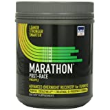 MMUSA Marathon Post-Race Diet Supplement Powder, Pineapple, 700 Gram