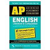 AP English Literature & Composition (REA) - The Best Test Prep for the AP Exam (Advanced Placement (AP) Test Preparation) (0878918434) by Beard Ph.D., Pauline