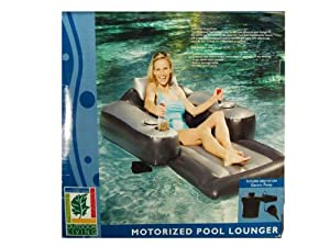 Motorized Pool Lounger Toys Games