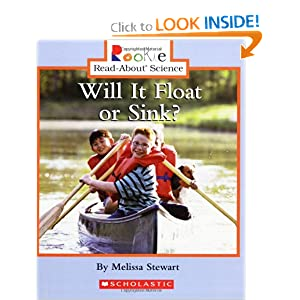Will It Float or Sink? (Rookie Read-About Science) Melissa Stewart
