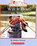 img - for Will It Float or Sink? (Rookie Read-About Science) book / textbook / text book