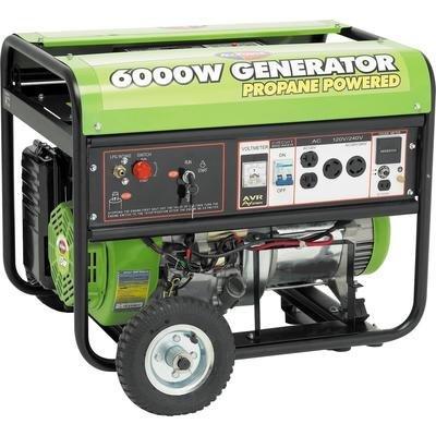Steele Products APG3560CN 6000W Propane Generator