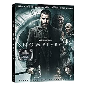 Chris Evans (Actor), Tilda Swinton (Actor), Bong Joon Ho (Director)|Format: Blu-ray (1034)Release Date: October 21, 2014Buy new:  $29.99  $14.96