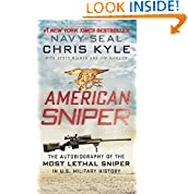 Chris Kyle (Author), Scott McEwen (Author), Jim DeFelice (Author) (9361)Buy new:  $9.99  $6.07 148 used & new from $4.02