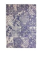Homemania Alfombra Vetus Gris 110 x 170 cm