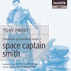 Space Captain Smith Hörbuch