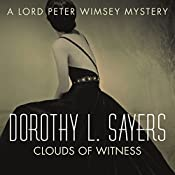 Clouds of Witness: Lord Peter Wimsey Book 2 | Dorothy L. Sayers