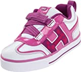 Heelys HX2 Skate Shoe Illuminated Flower (Little Kid / Big Kid), white / pink / purple 1 M U.S. Toddler