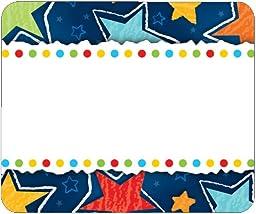 Carson Dellosa Stars Name Tags (150010)
