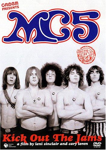 MC5 / キック・アウト・ザ・ジャムズ [DVD]