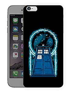 """Humor Gang Doctor Who Tardis ElectrifyingPrinted Designer Mobile Back Cover For """"Apple Iphone 6 PLUS - 6S PLUS"""" (3D, Matte, Premium Quality Snap On Case)..."""