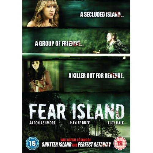 恐惧岛DVD