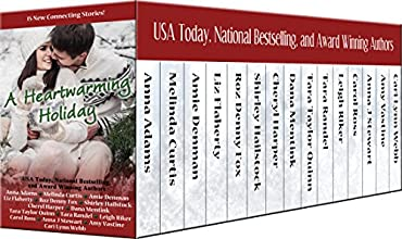 Your favorite Harlequin Heartwarming authors are back with fifteen all new stories set in charming Christmas Town, Maine.  Save on your next Heartwarming purchase.  Details inside the book.This holiday season, warm your heart with 15 connected sweet,...